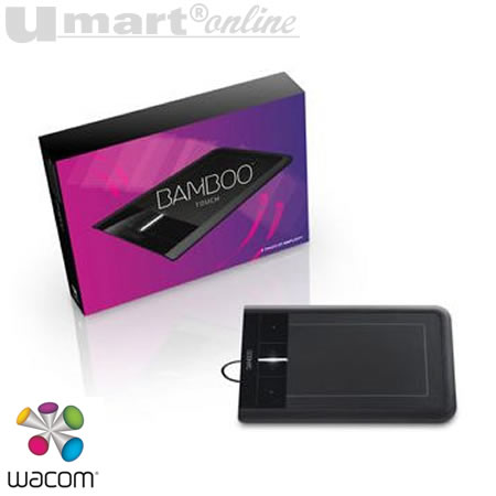 Wacom Bamboo Touch Only Small Black
