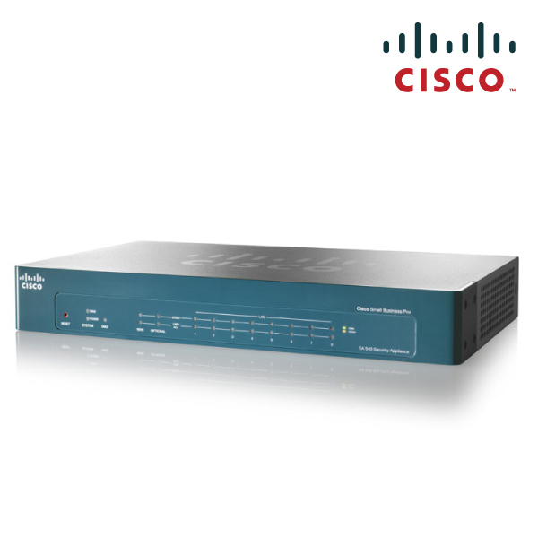 Cisco SA 540 Security Appliance
