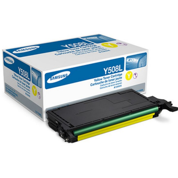 Samsung CLT-Y508LYellow TONER for CLP-620ND