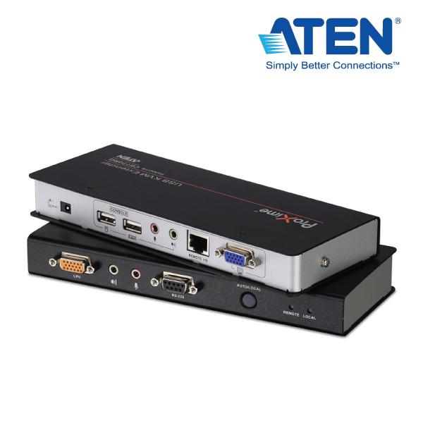 Aten CE-770 USB based KVM Extender with Deskew function 1920x120