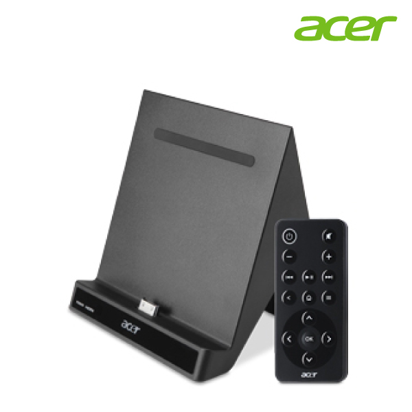 Acer A500/501 Docking With Remote(AC adapter not included)