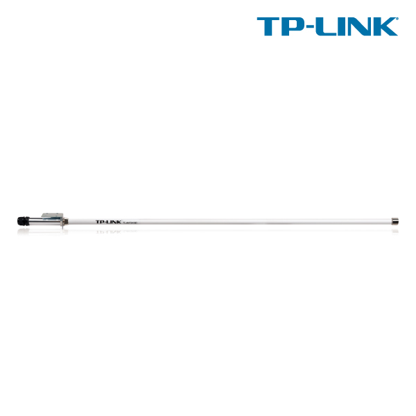 TP-LINK TL-ANT2415D 2.4GHz 15dBi Outdoor Omni-directional Antenna, N-type connector