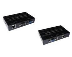 PCT-EXDX1-300, 1 x 1 Audio & Video Extender, over cat. 5e up to 300m