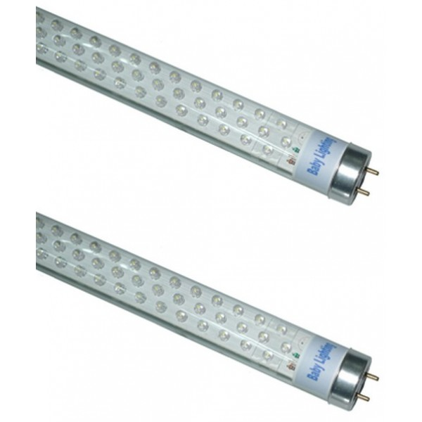 LED T8 Fluorescent Tube  1200mm 3000K Warm white 15W (require rewiring)