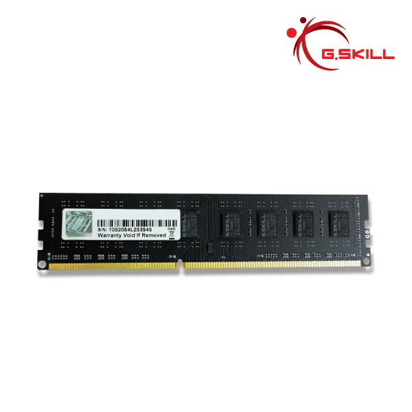 G Skill 8G Single DDR3 1333 PC10600 (F3-10600CL9S-8GBNT)