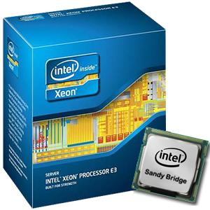 Intel Quad Core Xeon CPU E3-1280v2, LGA1155, 3.6GHz 8MB CACHE, 8 Threads, TurboBoost, WITH FAN