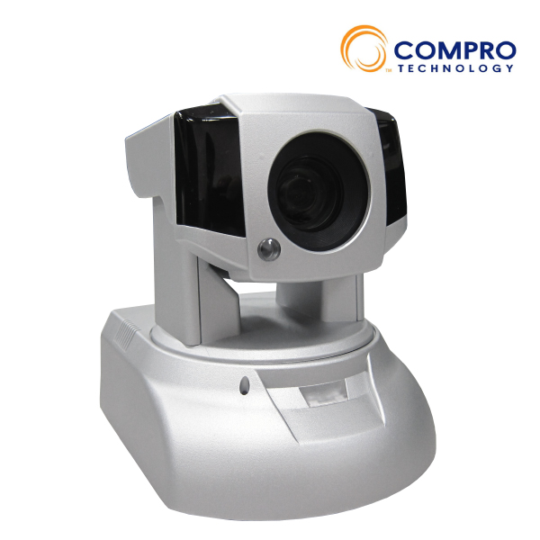 Compro IP570 Day/Night Motorized Pan/Tilt 12xOpti+Digi Zoom HD Network