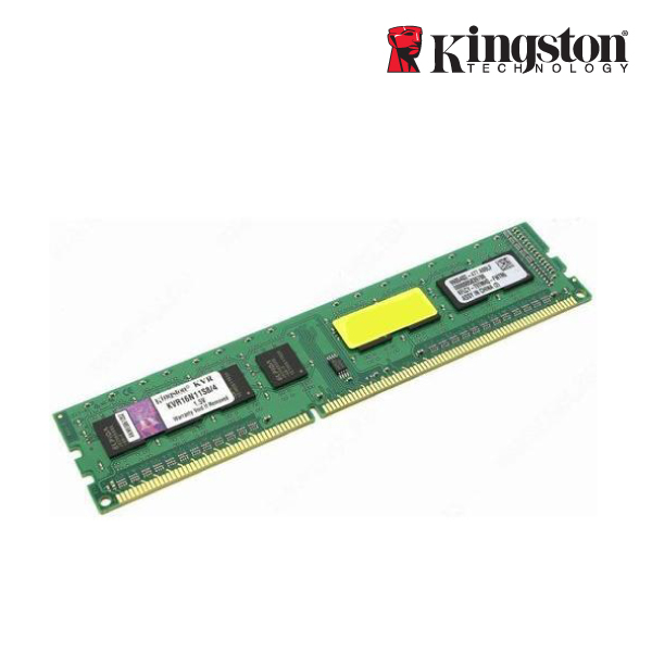 Kingston KVR16N11S8/4 4GB 1600MHz DDR3  CL11