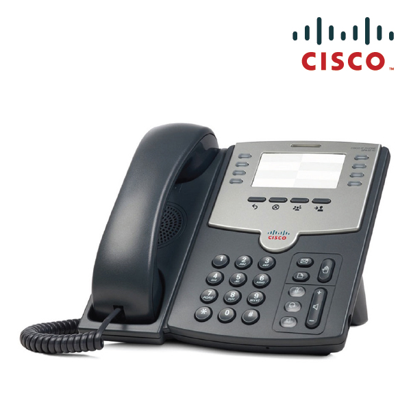 Cisco SPA501G 8 Line IP Phone with 2 Port