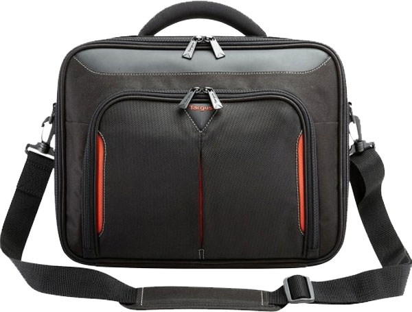 "Targus CNFS418AU 18"" Classic+ Clamshell Laptop Case with File Compartment"