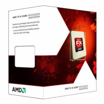 AMD FX-6300 Black Edition 6-Core Socket AM3+ CPU Processor