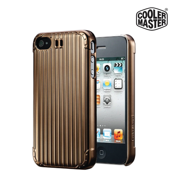 CoolerMaster Case for iPhone 4/4S