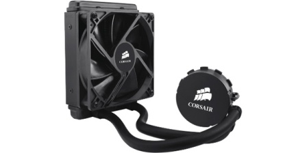 Corsair Hydro Series H55 For Low-Noise, High-Value All-in-One Liquid Cooling. Supporst Intel LGA