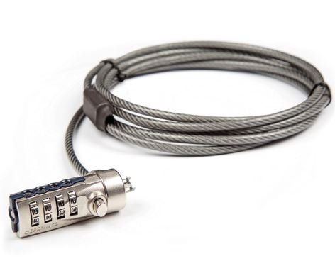 Targus Keyless Defcon Cl Notebook Cable Lock