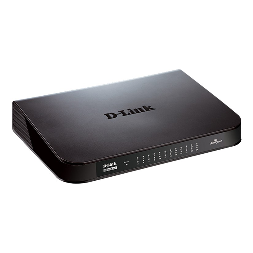D-Link DGS-1024A DGS-1024A 24 Port Unmanaged Gigabit Switch