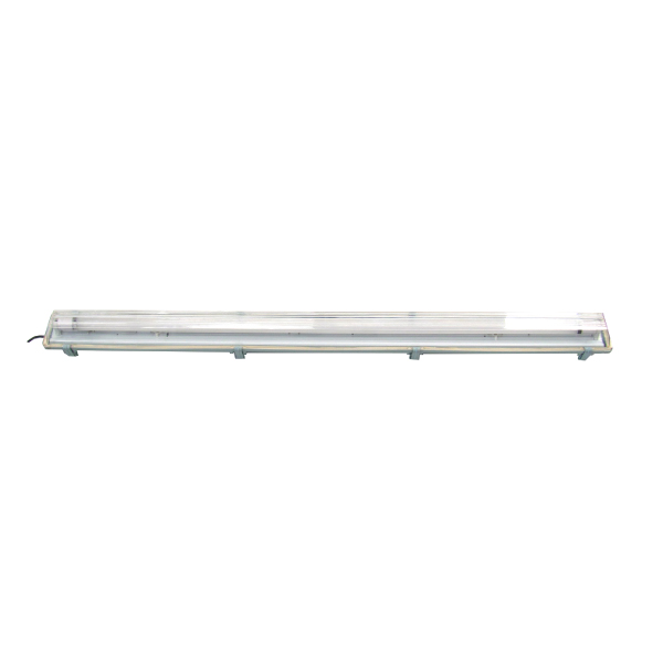 LED Single Triple  Protection Fixture 1200mm With 1X LED15W 4000K Tube