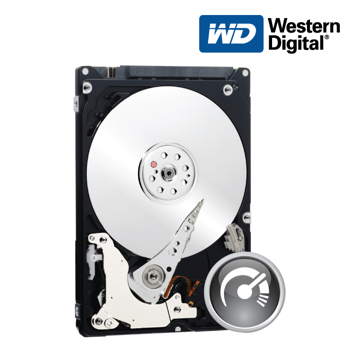 "Western Digital WD7500BPKX 2.5"" WD BLACK,750GB,7200RPM,16MB,SATA III,5YRS"