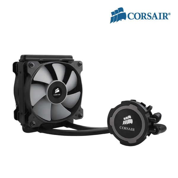 Corsair Cooling Hydro Series H75 High-performance CPU Cooler