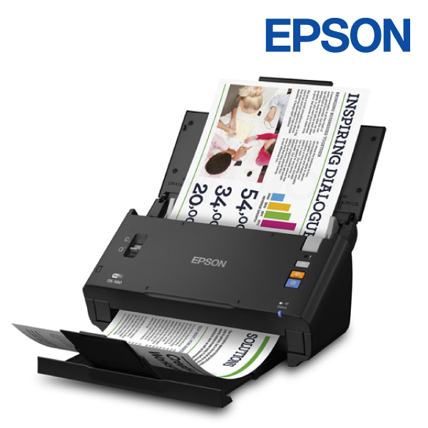 Epson DS560 Epson WorkForce DS-560 Document Scanner with WIFI