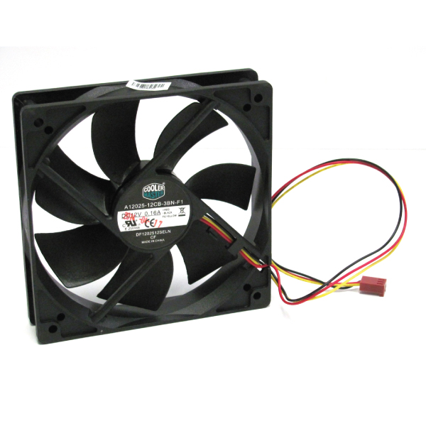CoolerMaster 120mm Silent Case Fan OEM