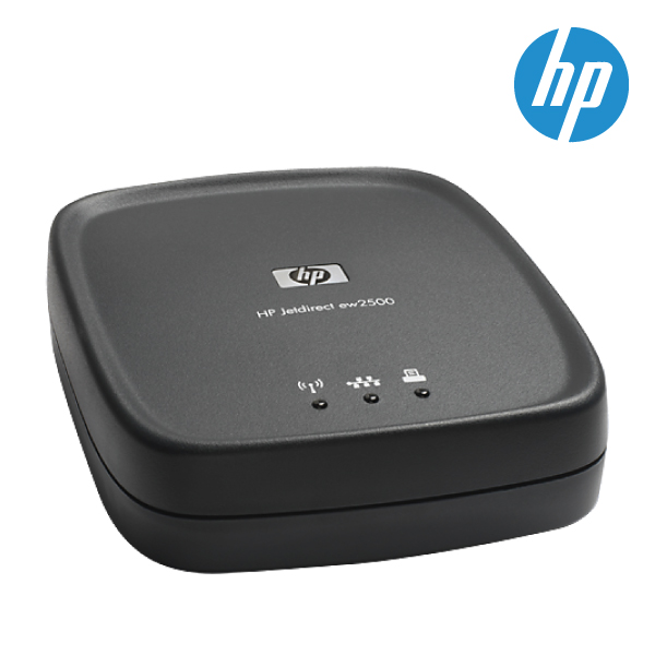 HP Ew2500 Jetdirect Wireless Print Server