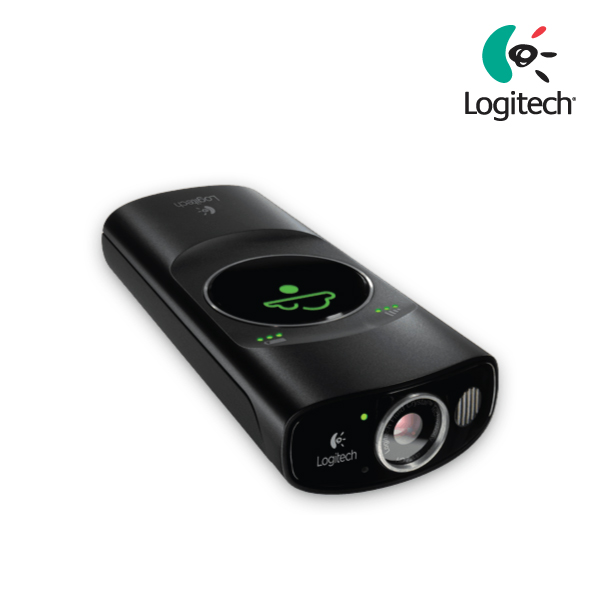 Logitech Broadcaster WIFI Webcam Dual camera recording