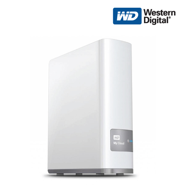 "Western Digital WDBCTL0060HWT-AESN MY CLOUD 6TB WHITE/NAS/3.5""/64MB/3YEARS"