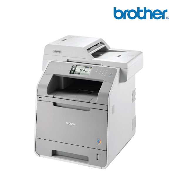 Brother Mfc L9550cdw Print Scan Copy Fax 30ppm C B