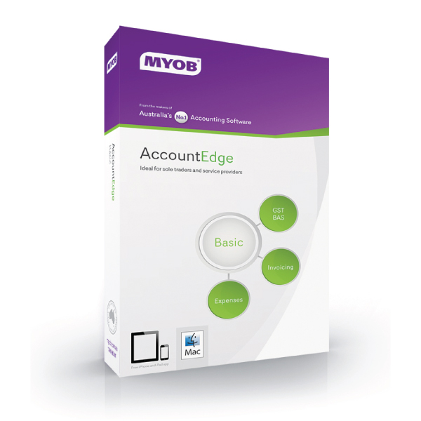 MYOB Account Edge Basic