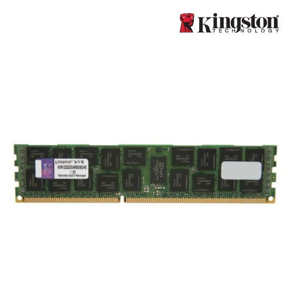Kingston 16GB 1600MHz DDR3 ECC Registered CL11 DIMM with Thermal Sensor, Memory for Intel Dual Socke