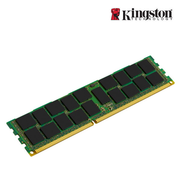 Kingston 4GB 1600MHz DDR3 ECC Registered CL11 DIMM with Thermal Sensor, Intel Validated Memory for E