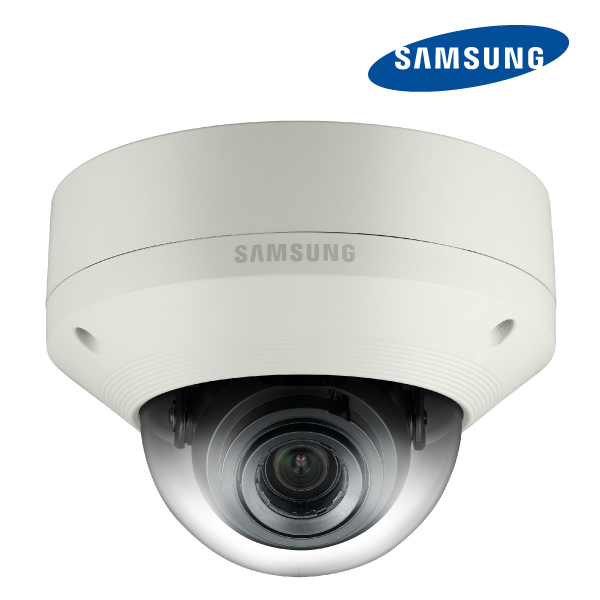 SAMSUNG 3MP Wisenet3 Vandal Dome camera