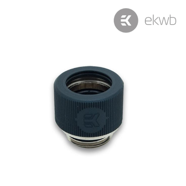 EK HDC Fitting 12mm G1/4 Black