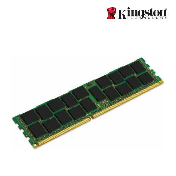 Kingston 16GB KVR16R11D4/16 1600MHz DDR3 ECC Registered CL11 DIMM with Thermal Sensor, Memory for In