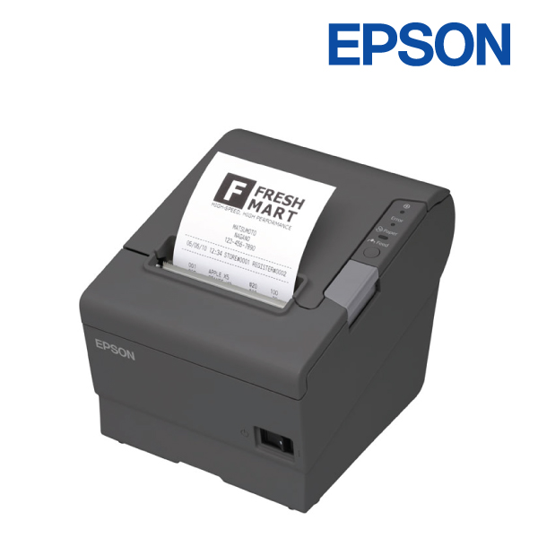 Epson TM-T88V-043 On-Counter Compact Thermal Receipt Printer