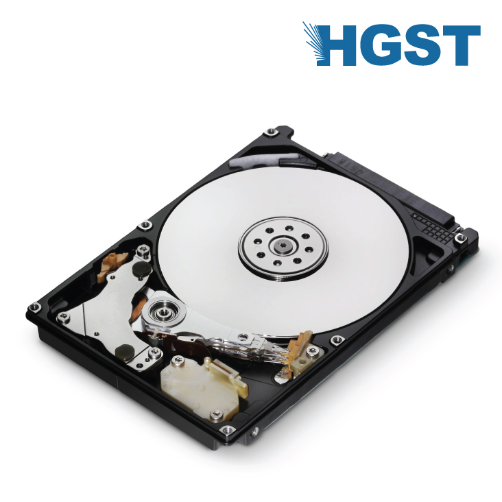 "Hitachi HGST Travelstar 2.5"" 500GB 7200RPM SATA 7mm"