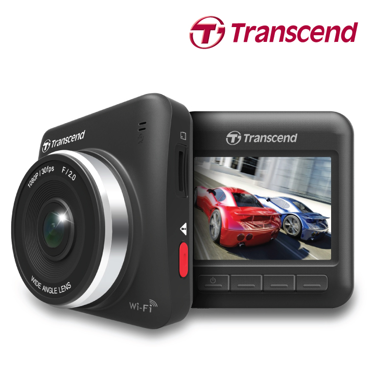 Transcend DrivePro200 16GB storage