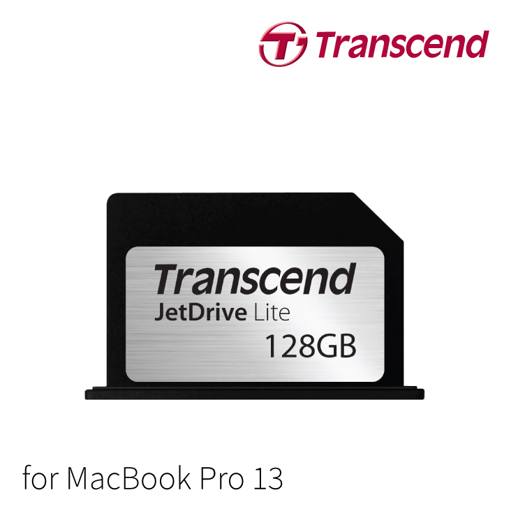 Transcend 128GB JetDriveLite for MacBook Pro 13 (TS128GJDL330)