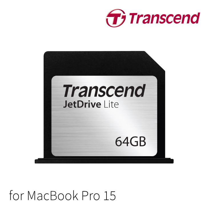 Transcend 64GB JetDriveLite for MacBook Pro 15 (TS64GJDL350)