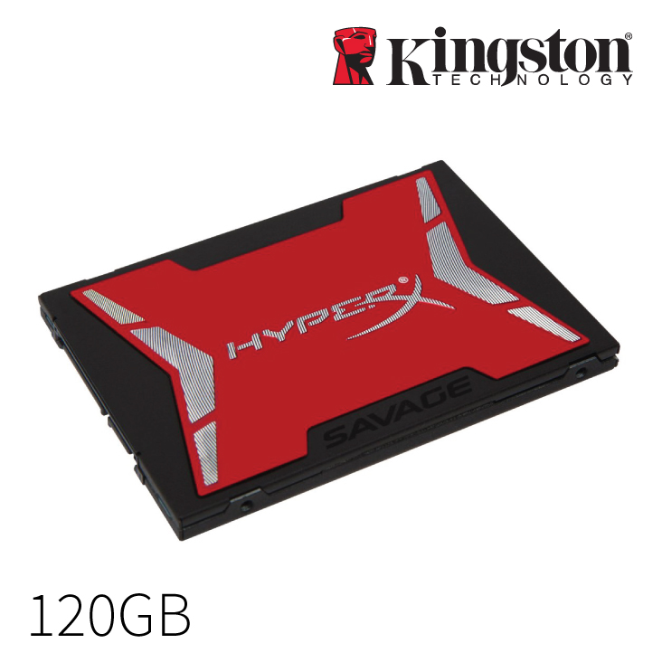 Kingston 120GB HyperX Savage SSD SATA 3 2.5( read @ 560MB/s and write @ 360MB/s)
