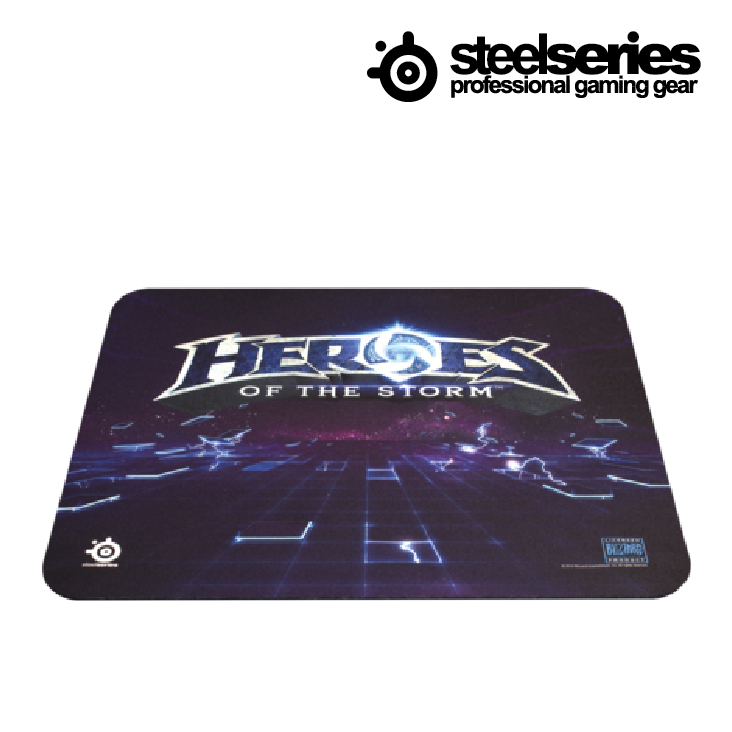 SteelSeries 63076 QcK Heroes Of The Storm Edition Mouse Pad