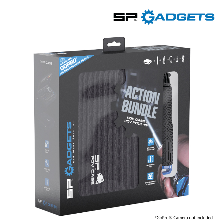 GoPro SP Gadgets ACTION Bundle