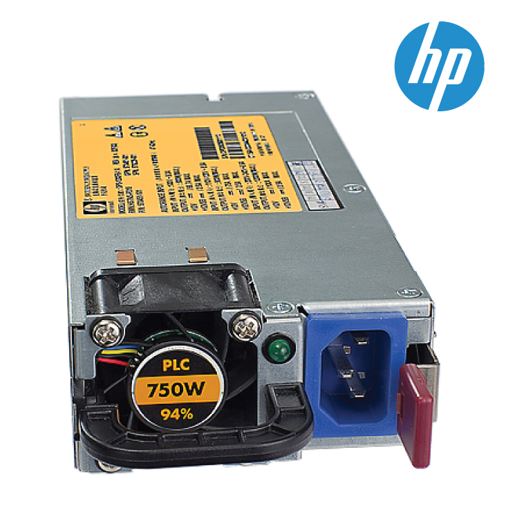 HP 512327-B21 ProLiant 750W CS Gold Ht Plg Power Supply Kit