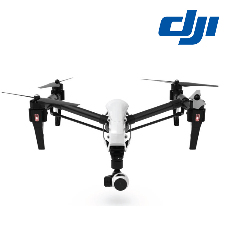 DJI Inspire 1 Drone Quadcopter with Dual Remotes