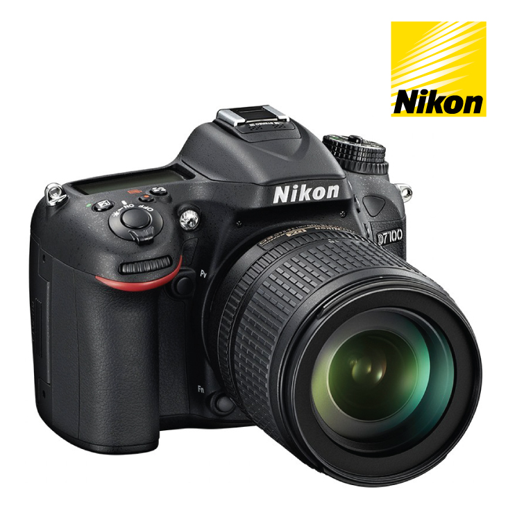 Nikon D7000 DSLR Camera 18-105mm VR Single Lens Kit