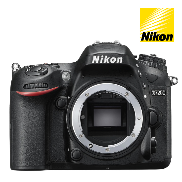 Nikon D7200 DSLR Camera Body Only