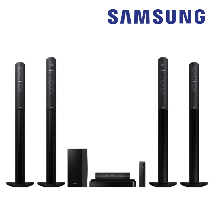 Samsung Series 7 Home Theatre System 7.1 Channel 3D Blu-ray HT-J7750WM/XY