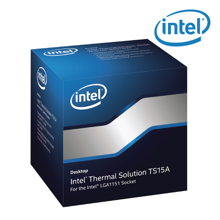 Intel BXTS15A CPU Thermal solution 130W LGA 1151/1156/1150 support