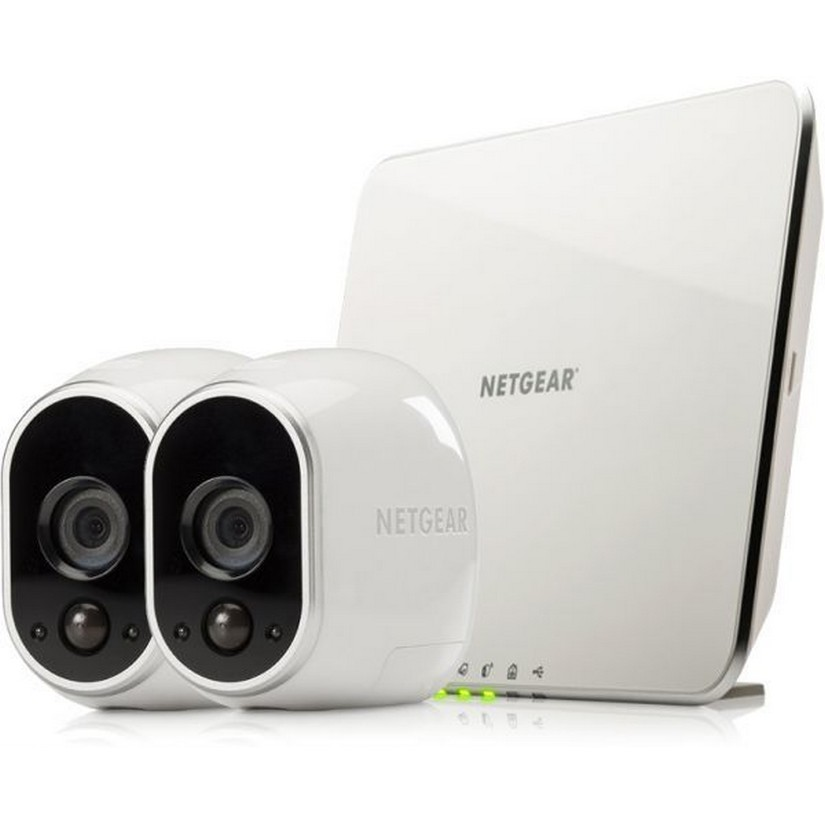 Netgear ARLO Smart Home Security - 2 HD Camera Security System