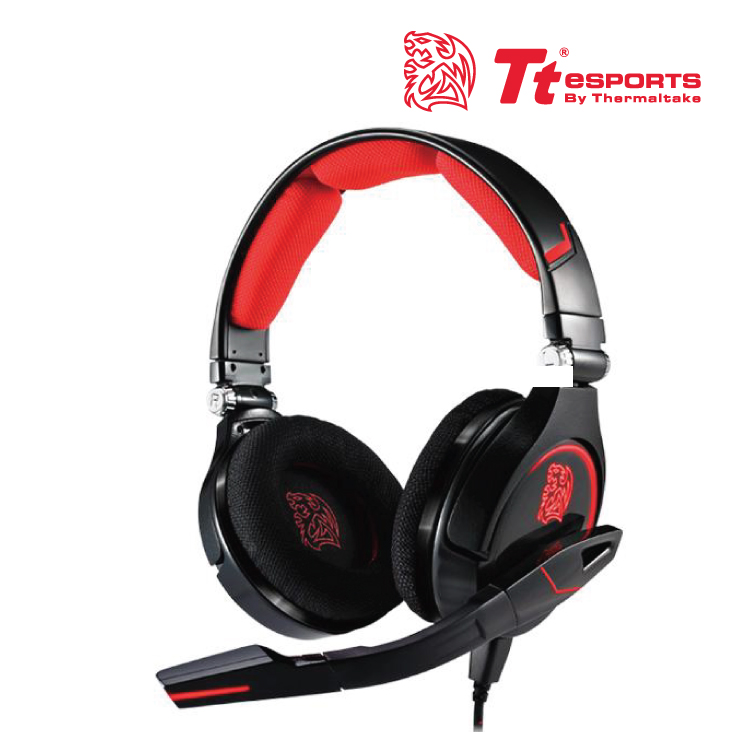 Thermaltake CRONOS Gaming Headset with Microphone